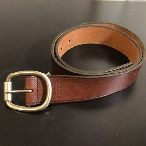 Fossil Size Small Brown Women's Belt Never Worn